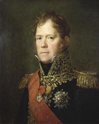 Maréchal Michel Ney (1769-1815), duc d'Elchingen, Prince de la Moskowa par le…