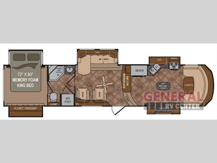 Used 2013 Dutchmen RV Infinity 3870FK Fifth Wheel At General