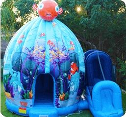 Hire The Jumping Castles And Make It A Part Of All Your Kiddies' Celebrations!