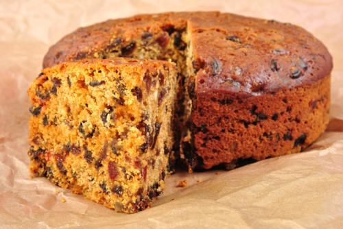 Light fruit cake | recipe | Mumsnet