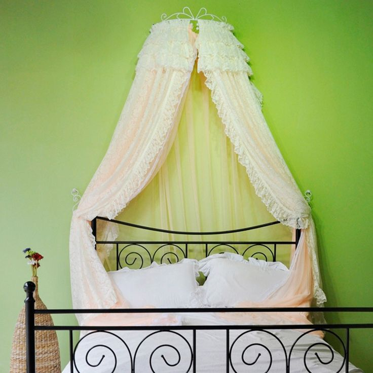 Heavenly Chic Canopy Curtain Complementary Set