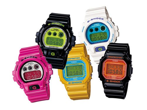 @Morgan Alexander and @kylieburness pick your color biotches. every thug needs a G Shock. #bossyandclassyallatonce