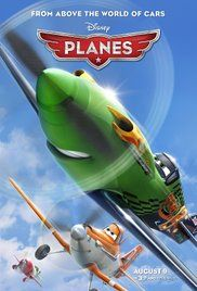 Planes Movie Disney 2013 Full Movie. A cropdusting plane with a fear of heights lives his dream of competing in a famous around-the-world aerial race.