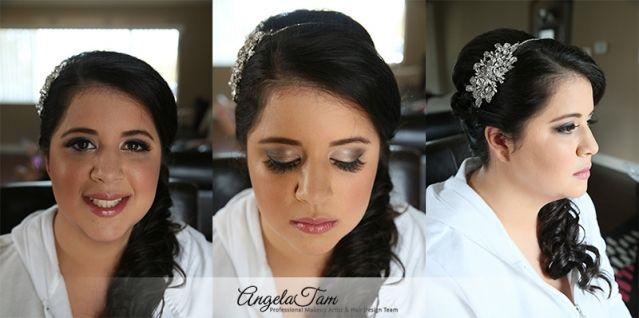 latina bridal makeup - photo#27