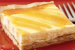 Sweet Cheese Baklava Recipe - Kraft Canada