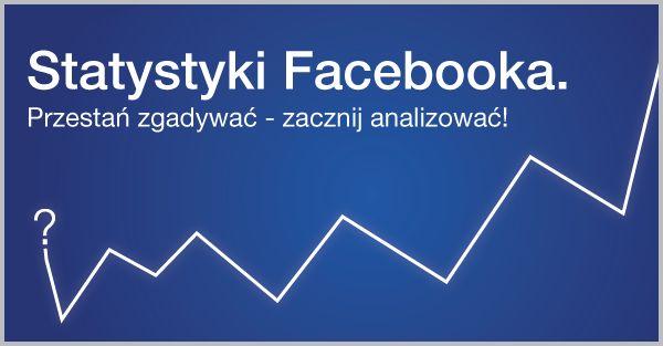 statystyki - Facebook