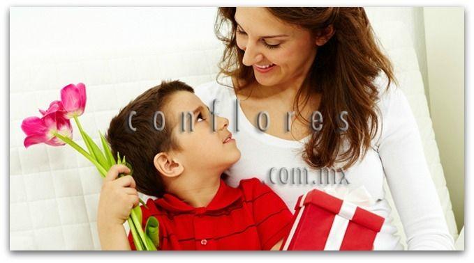Encuentra el regalo perfecto para mamá #DiaDeLasMadres #RegalaAlegría #ConFlores