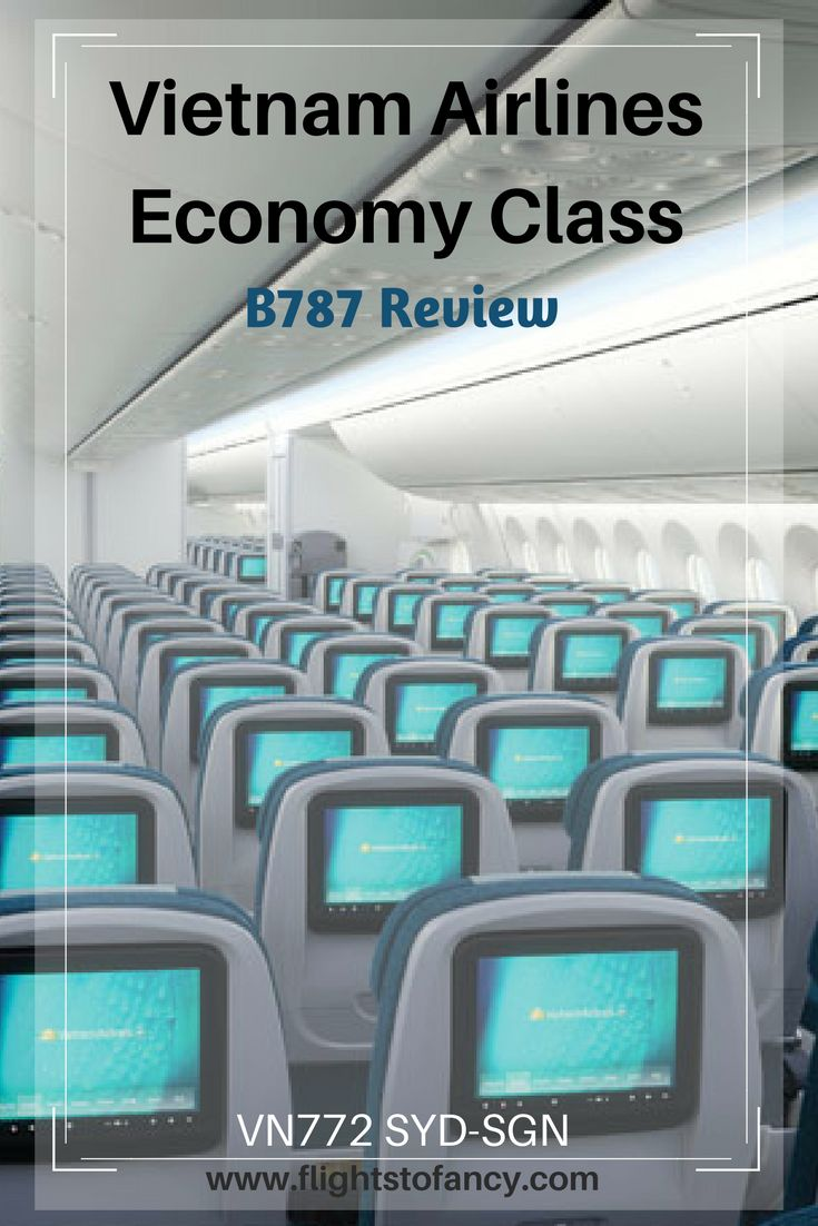 Vietnam airlines is one of the few airlines who fly direct to Vietnam from Sydney and it is the only full service airline to do so. Check out my Vietnam Airlines International Economy Class review to decide if it's worth paying a few extra dollars than the budget carriers charge.