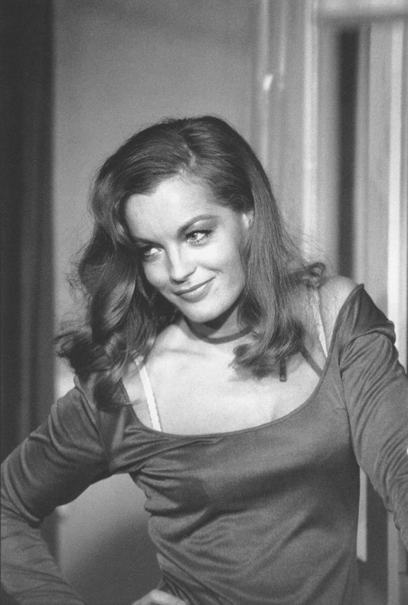 Les plus belles photos de Romy Schneider | Vanity Fair