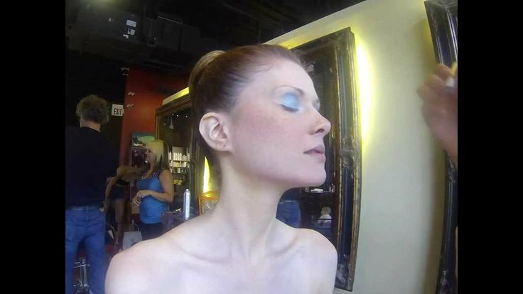 Cool Time-lapse Video of Bella Terra Cosmetics Makeup Application!  #TimeLapse #BellaTerraCosmetics