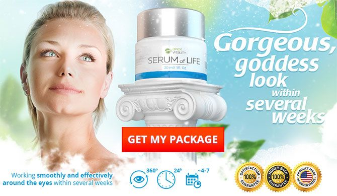 Being young is incredible, right? Serum of Youth is a new eye cream that promises to rebuild collagen, restore skin moisture, repair age-related damage, reduce black circles. Try a free trial now!