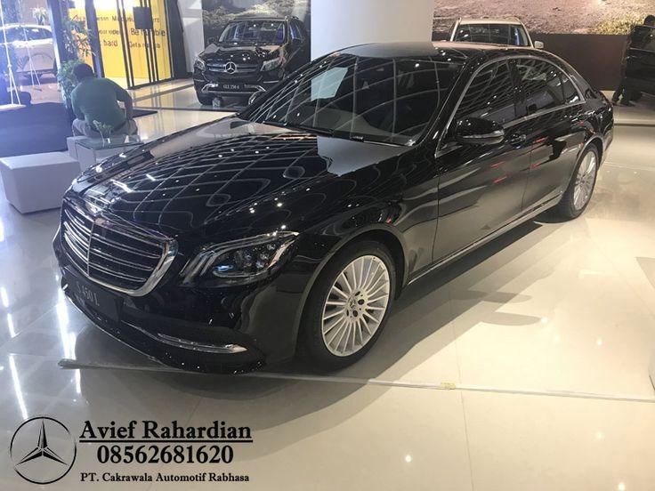 Mercedes Benz S 450 L Exclusive   MERCEDES BENZ JAKARTA