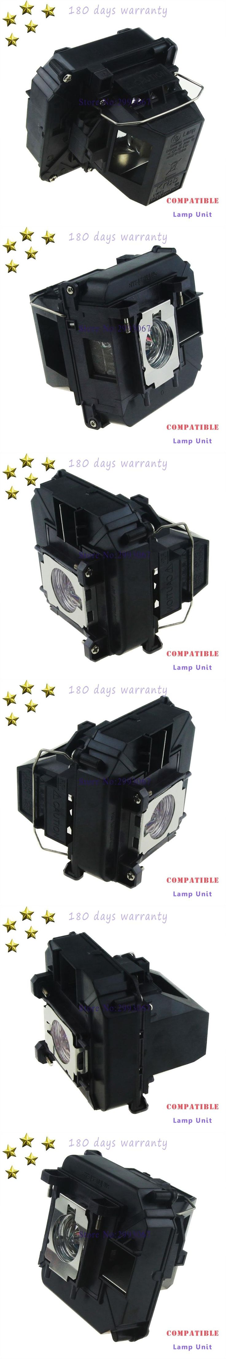 Hot Sale New ELPLP68 V13H010L68 Projector Lamp Module For Epson EH-TW5900/EH-TW6000W / EH-TW6100 / PowerLite HC 3010 / HC 3010e