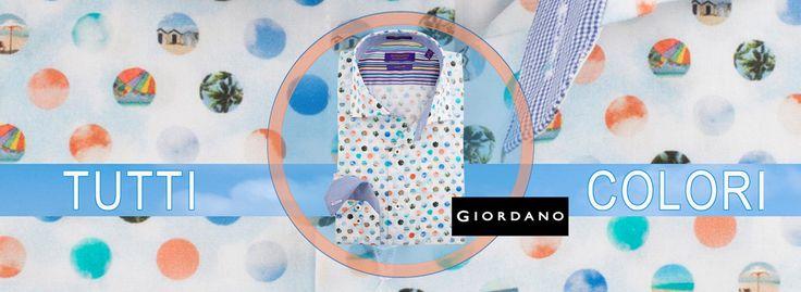 Ook vrolijk worden van de Tutti Colori #overhemden van #GIORDANO TAILORED en UN LIMITED? https://www.shirtsupplier.nl/nl/nieuw-merk/giordano-tailored-/modern-fit