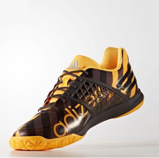 adidas Adizero Uberschall F7 Unisex Badminton Shoes Racquet Yellow NWT  BB4831  adidas 5681740b4