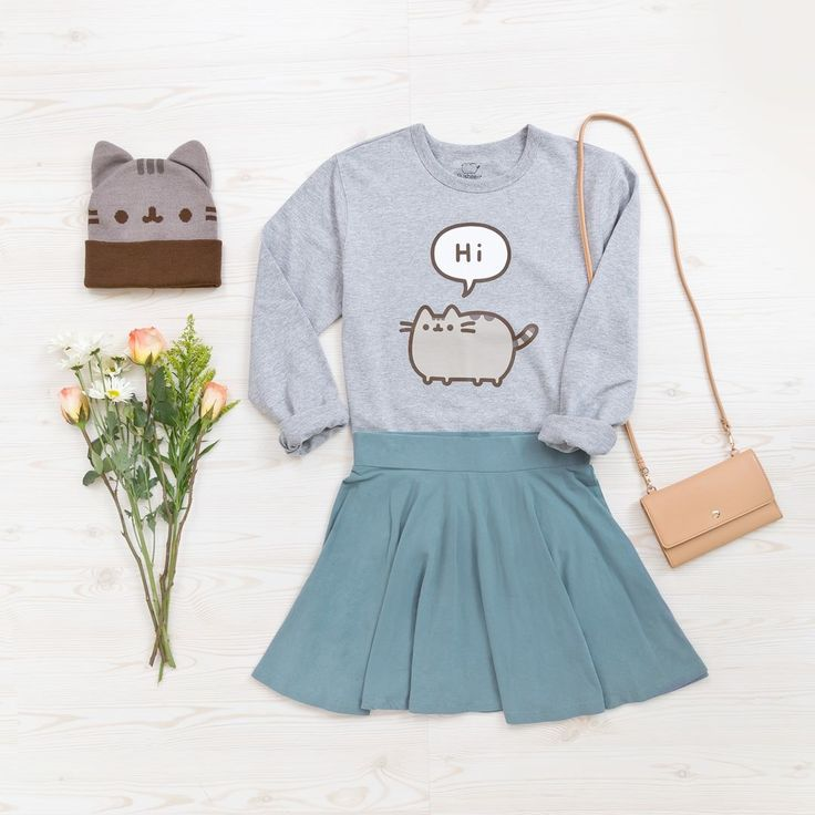 Pusheen Fashion