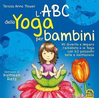Libro L'abc Dello Yoga Per Bambini - Kathleen Rietz