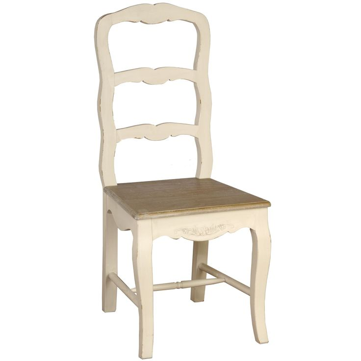 Country Ladder Back Dining Chair