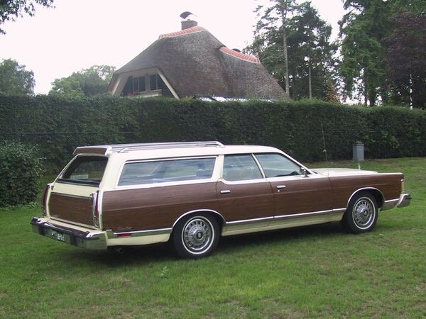 1977 Mercury | Mercury Marquis Colony Park 1977