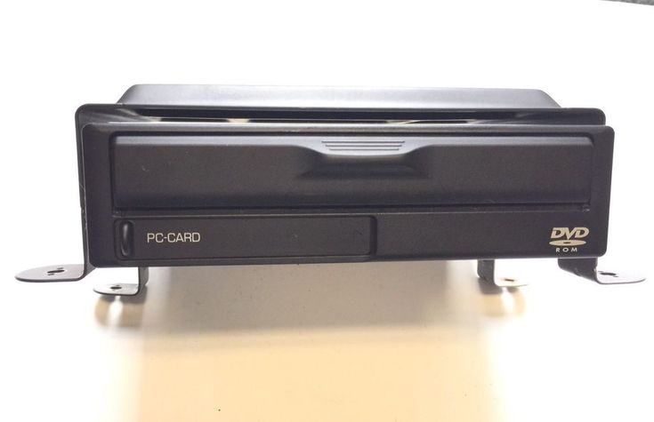 04-06 Acura TL Navigation Drive 39540-SEP-A410 Alpine GPS Player Rom Unit Module