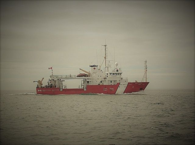 Our ability to project power and lay claim to our territory continues to weaken. The Trudeau government is selling the Canadian Coast Guard Ship (CCGS) Mat