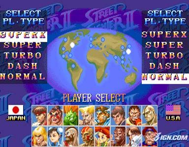 Street Fighter Anniversary Collection: Hyper Street Fighter II