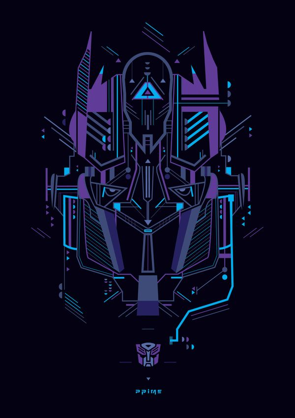 Outstanding Illustrations UK Artist Petros Afshar 11 pic on Design You Trust
