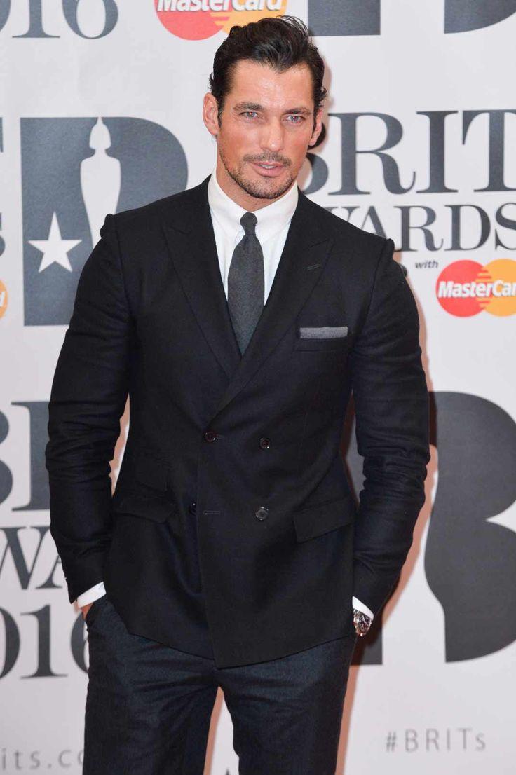 Brit Awards 2016: David Ghandi