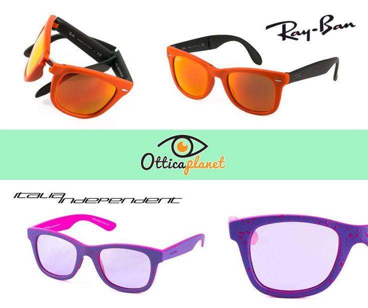 Alla moda e innovativi gli occhiali da sole fluo firmati #italianindipendent   #rayban  www.otticaplanet.com     #Occhiali #Lenti #Eyewear #Sunglasses #OcchialidaSole #VISTA #SuMisura #LentiaContatto #Glasses #OTTICO #Ottica #Fashion #Occhi #Prada #LED #Moda #skiing