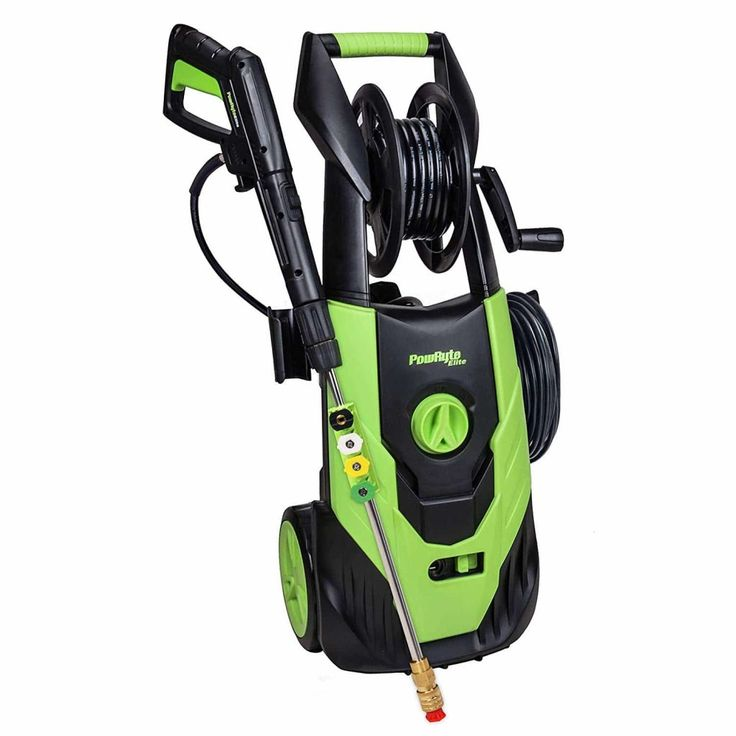 Top 10 Best Electric Pressure Washers for Cars in 2020