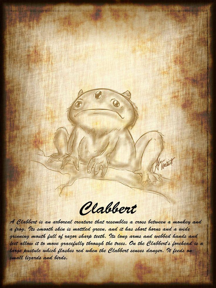 clabbert harry potter - Google Search