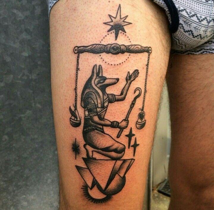 Egypt tatoo