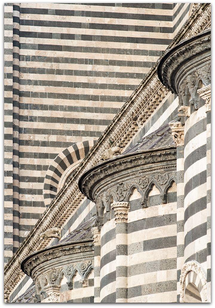 Duomo di Orvieto :: Orvieto, Umbria, Italy.