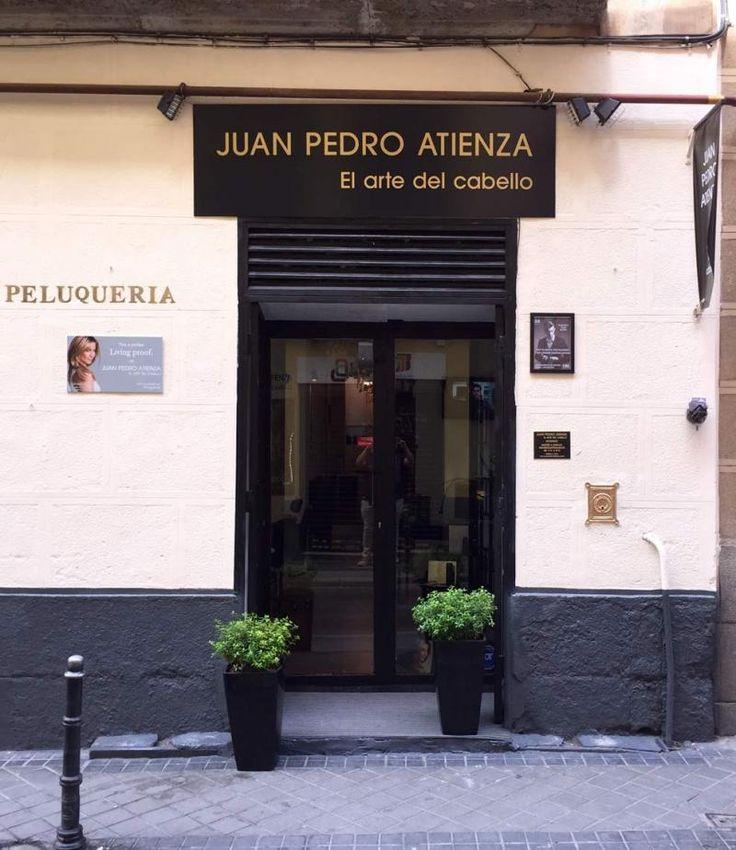 Salón de Juan Pedro Atienza   Peluqueria de Señoras Juan Pedro Atienza