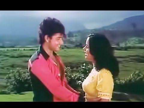 Ankhiyon Ke Jharokhon Se - Classic Romantic Song - Sachin & Ranjeeta