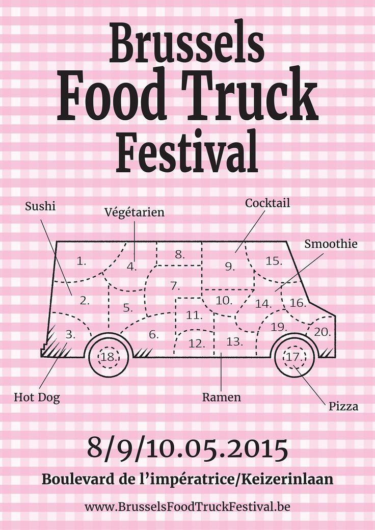 Favori 48 best Food Truck Festival images on Pinterest | Food truck  CF65