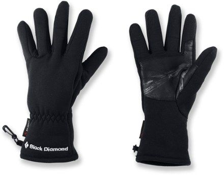 Black Diamond Midweight Gloves Black XL