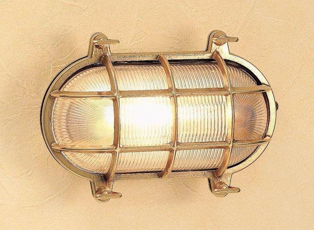 玄関 照明 LED 門柱灯 門灯 外灯 屋外 マリンライト BH2035 CL LE クリアガラス レトロ アンティーク風 照明 ブラケット 照明器具 おしゃれ E26 LED電球 5W