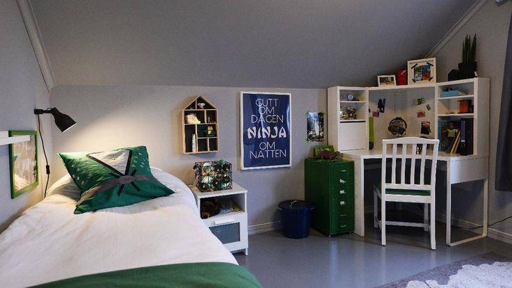 Da huset på Eiganes i Stavanger skulle bygges om, var familien opptatt av et åpent, luftig og oversiktlig resultat.
