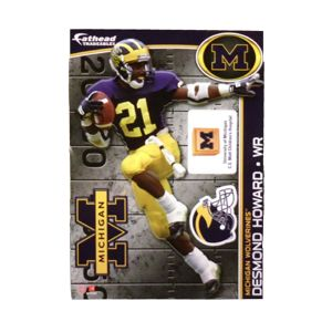 Desmond Howard Fathead - Maize