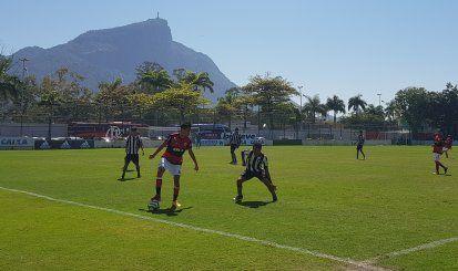 Sub-15 e Sub-17 vencem Botafogo na Gávea e consolidam lideranças isoladas da Taça Rio