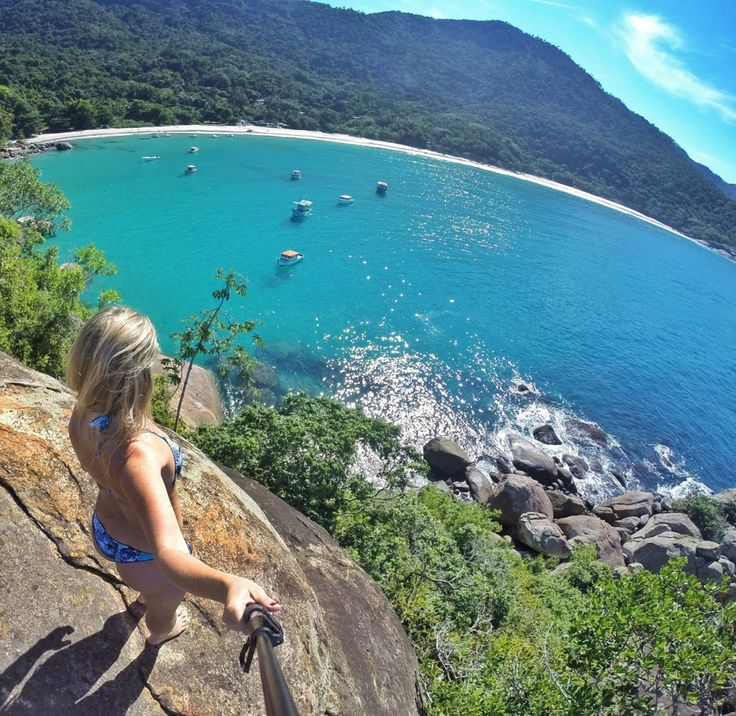 Mirante da Espia, Praia do Aventureiro, Ilha Grande - RJ