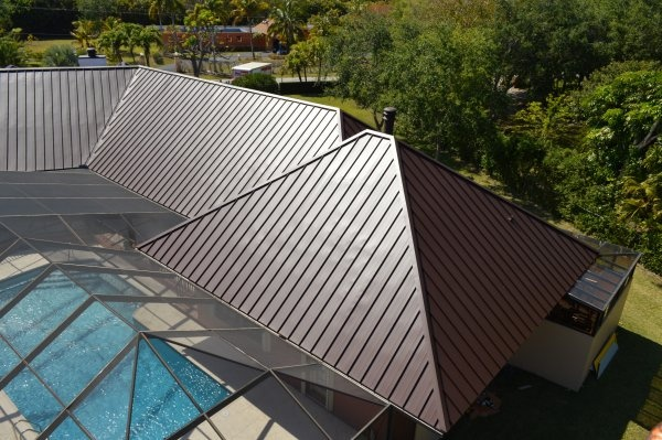 Best 1000 Images About Standing Seam Mansard Brown Metal Roof 400 x 300