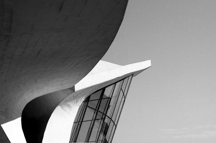 Eero Saarinen, TWA Terminal, 1956-62