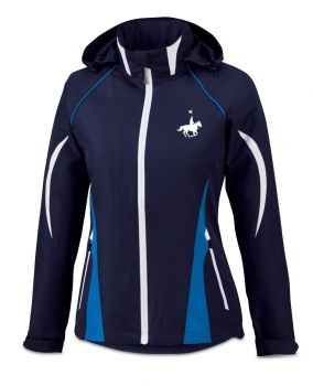 $59.99 The modern fit, water resistant, easy care Active Lite Ladies Jacket will ensure you stay dry during the wetter months of the year. Featuring an unlined, detachable hood, this shell jacket also boasts adjustable cuffs with hook and loop closures and open bottom mesh lining. A great jacket for Spring!