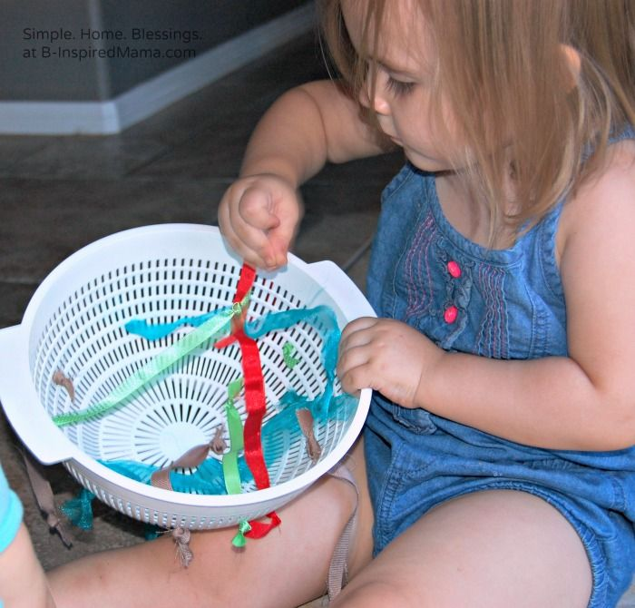DIY Ribbon Toy