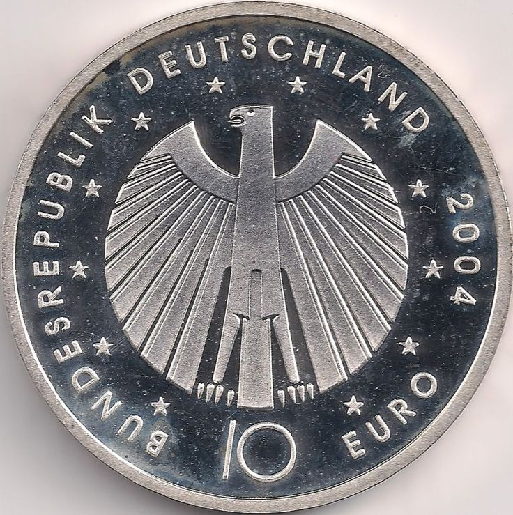 Wertseite: Münze-Europa-Mitteleuropa-Deutschland-Euro-10.00-2004-FIFA FUSSBALL