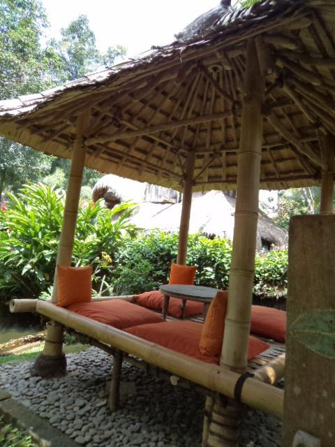 Bamboo Bale - Bali Sourced