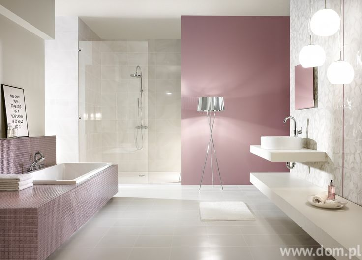 DOM.PL™ - Modne łazienki w kolorach Pantone na rok 2016