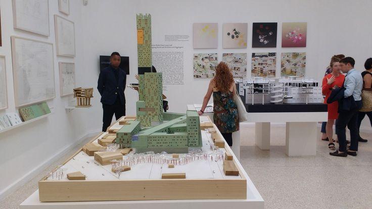 La Biennale di Venezia, Padiglione USA – Th&Ma architettura